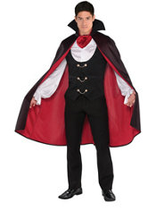 Adult True Vampire Costume
