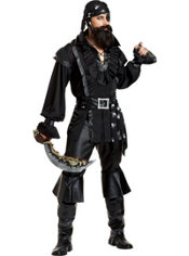 Adult Plundering Pirate Costume