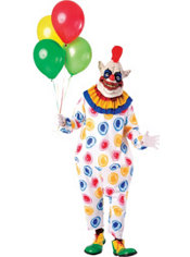 Adult Fatso Costume - Killer Klowns From Outer Space