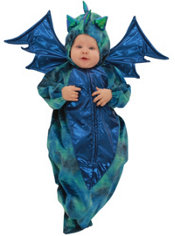 Baby Danny The Dragon Baby Bunting Costume