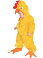 Baby Little Chick Chicken Costume