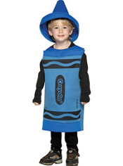 Toddler Crayola Blue Costume