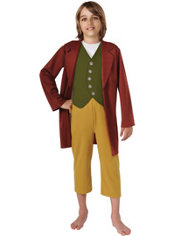 Boys Bilbo Costume - The Hobbit