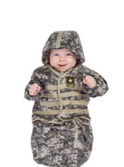Baby Bunting U.S. Army Costume