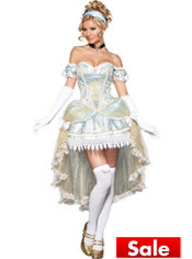Adult Passionate Princess Costume