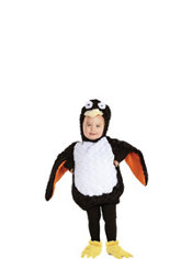 Baby Plush Penguin Costume