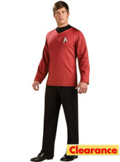 Adult Scotty Costume Grand Heritage - Star Trek 2