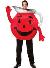 Adult Kool-Aid Costume