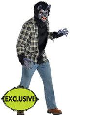 Adult Rabid Werewolf Costume