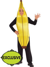 Boys Going Banana Costume