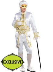 Adult Gentleman Venetian Costume