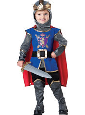Toddler Boys Noble Knight Costume