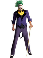 Adult Joker Costume - Batman