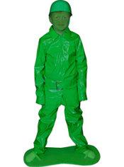 Boys Army Man Costume