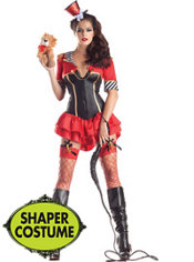 Adult Lion Tamer Body Shaper Costume