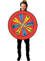Adult Wheel of Misfortune Costume