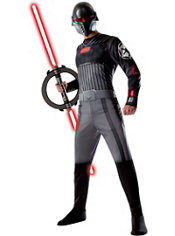 Adult Inquisitor Costume - Star Wars Rebels