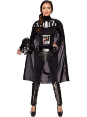 Adult Sassy Darth Vader Costume - Star Wars