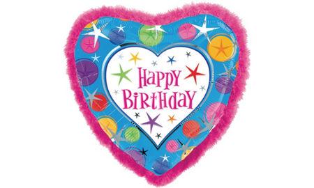 Happy Birthday Balloons Party City Happy Birthday Balloon Boa