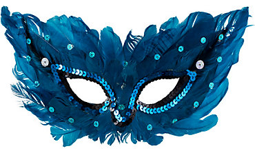 Venus Feather Mask