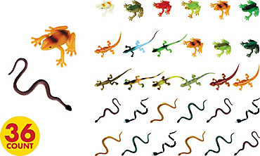 Reptiles 36ct