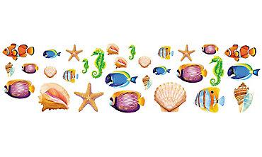 Sea Life Cutouts 30ct