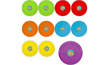 Flying Discs 72ct