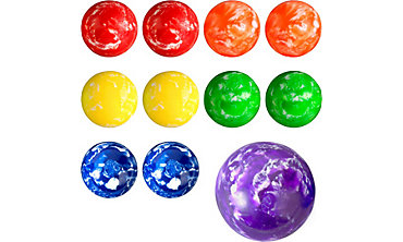Marble Bounce Balls 48ct