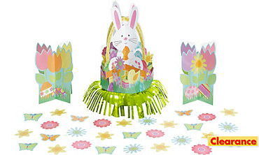 Easter Table Decorating Kit 23pc