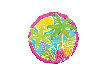 Tropical Balloon - Summer Scene
