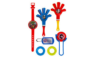 Avengers Favor Pack 100pc