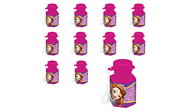 Sofia the First Mini Bubbles 48ct