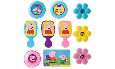 Peppa Pig Favor Pack 100pc