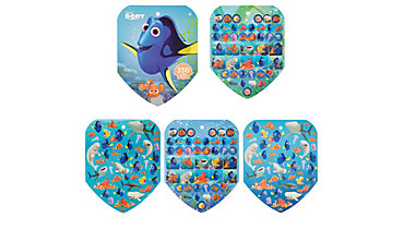 Jumbo Finding Dory Sticker Book 8 Sheets