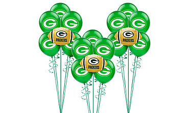 Green Bay Packers Balloon Kit
