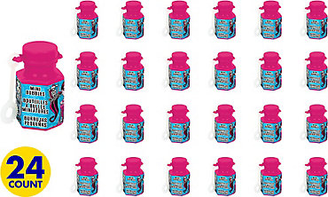 Monster High Mini Bubbles 24ct
