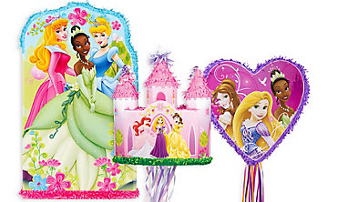 Disney Princess Pinatas