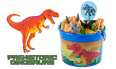 Prehistoric Dinosaurs Party Favors