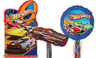 Hot Wheels Pinatas