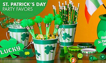 St Patricks Day Favors