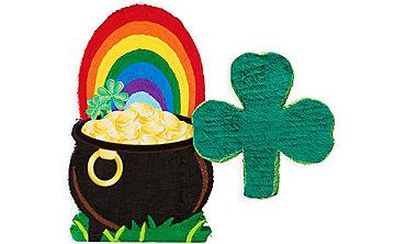 St. Patrick's Day Pinatas