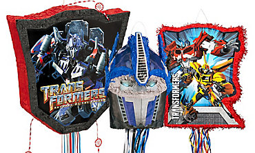 Transformers Pinatas