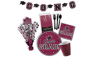 Berry Graduation Party Supplies