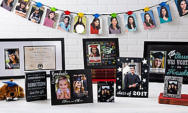 Graduation Photo Frames & Albums
