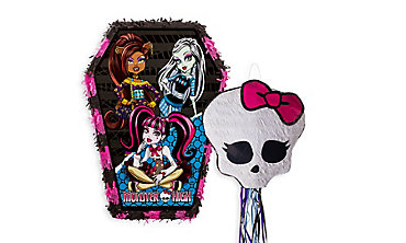 Monster High Pinatas