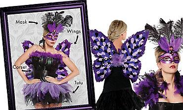 Purple Passion Mix & Match Women's Looks