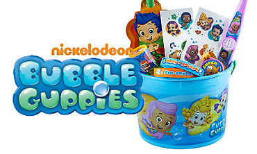 Bubble Guppies Party Favors