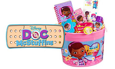 Doc McStuffins Party Favors