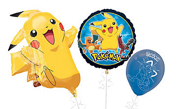 Pokemon Balloons