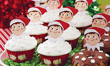 Elf on the Shelf Baking Supplies
